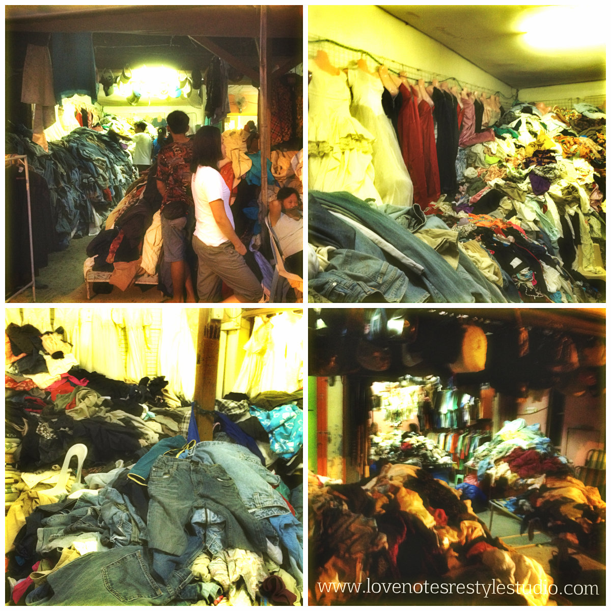 ukay ukay 2011-4-19 by ina alleco r silverio bulatlatcom there's more to ukay-ukay than the democratization of fashion the industry that sprouted out of second hand clothes generates millions in income for sellers, and saves millions more for the people who buy from them in a thesis titled economics of secondhand retail trade: an analysis of.