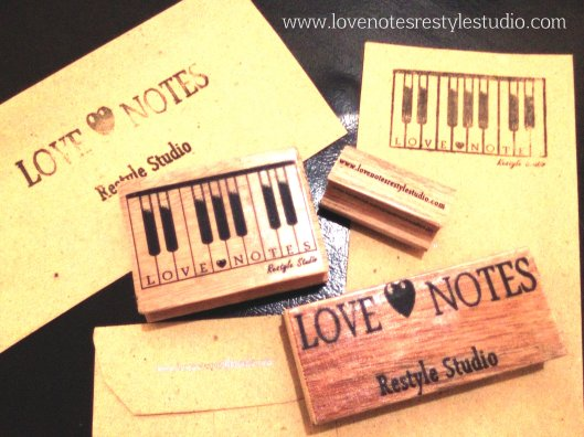 Love Notes Stamp Collection