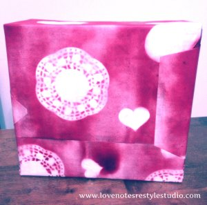 Made by Love Notes Restyle Studio