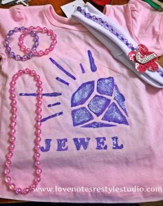 Jasmine's Jewel Costume