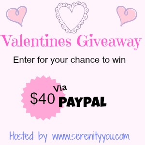 Serenity You - Valentines Giveaway